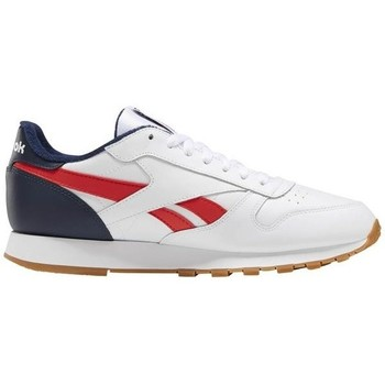 Shoes Men Low top trainers Reebok Sport CL Leather MU White
