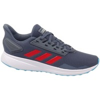 Shoes Children Low top trainers adidas Originals Duramo 9 K Grey