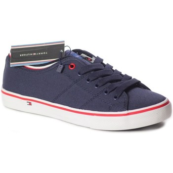 Shoes Women Low top trainers Tommy Hilfiger T3B4306940034800 Navy blue