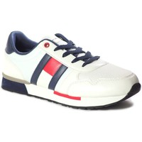 Shoes Low top trainers Tommy Hilfiger T3B4304830733X336 White