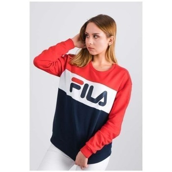 Clothing Women Sweaters Fila Leah Crew Sweat