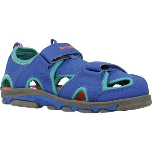 Shoes Boy Outdoor sandals New Balance K2005 GBO Blue