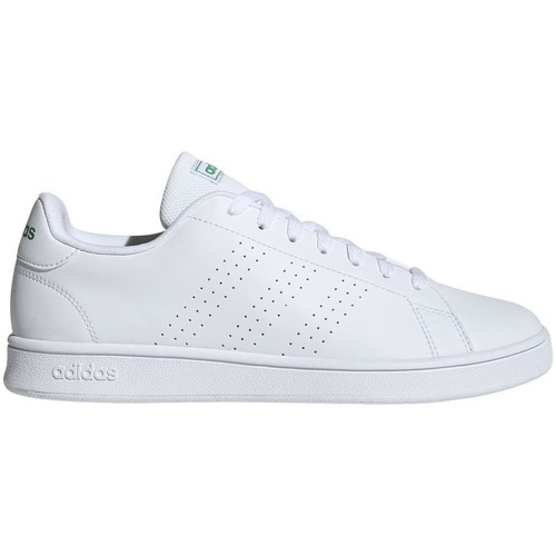Shoes Men Low top trainers adidas Originals Advantage Base White