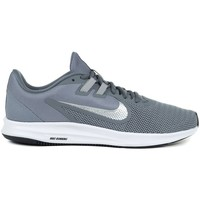 Shoes Men Derby Shoes & Brogues Nike Downshifter 9 Grey, Silver