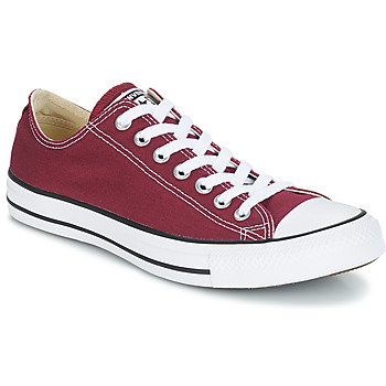 Shoes Low top trainers Converse ALL STAR OX BORDEAUX