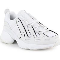 Shoes Men Low top trainers adidas Originals Adidas EQT Gazelle EE7744 white, beige
