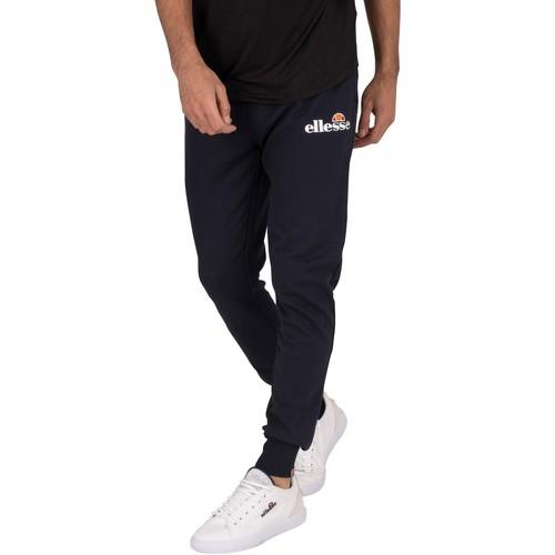 Clothing Men Tracksuit bottoms Ellesse Nioro Joggers blue