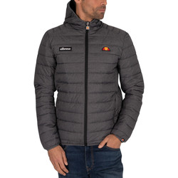 Clothing Men Duffel coats Ellesse Lombardy Padded Jacket grey