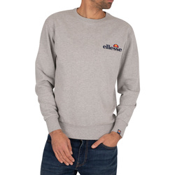 Clothing Men Sweaters Ellesse Fierro Sweatshirt grey