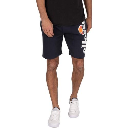 Clothing Men Shorts / Bermudas Ellesse Bossini Fleece Sweat Shorts blue