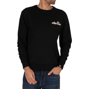 Clothing Men Sweaters Ellesse Fierro Sweatshirt black