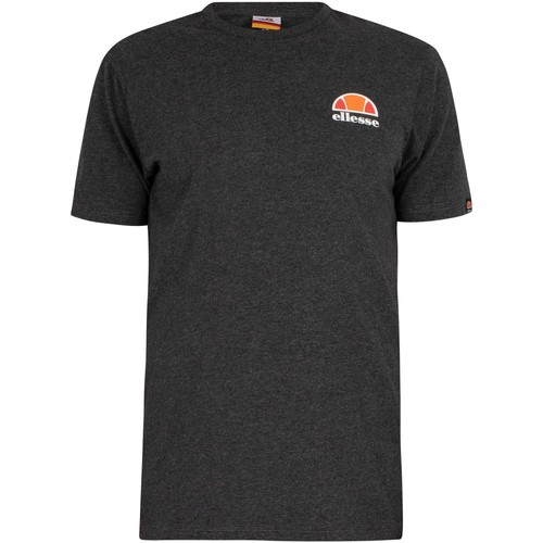 Clothing Men Short-sleeved t-shirts Ellesse Canaletto T-Shirt grey