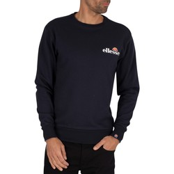 Clothing Men Jumpers Ellesse Fierro Sweatshirt blue