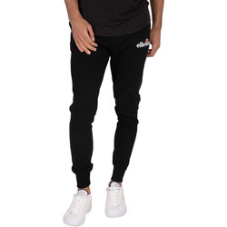 Clothing Men Tracksuit bottoms Ellesse Nioro Joggers black