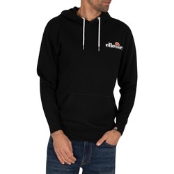 Clothing Men Sweaters Ellesse Primero Pullover Hoodie black