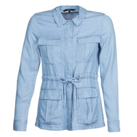 Clothing Women Jackets / Blazers Vero Moda VMLINA Blue / Clear