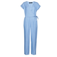 Clothing Women Jumpsuits / Dungarees Vero Moda VMLAURA Blue / Clear