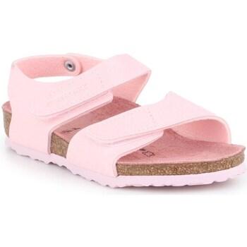 Shoes Girl Sandals Birkenstock Palu Kids Logo Pink