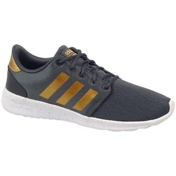 Shoes Women Low top trainers adidas Originals QT Racer Grey