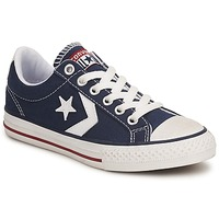 Shoes Children Low top trainers Converse STAR PLAYER CANVAS OX Marine