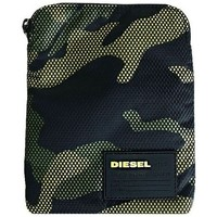 Bags Pouches / Clutches Diesel X06343P3042H8014 Black, Green