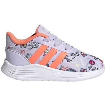 Shoes Children Low top trainers adidas Originals Lite Racer 20 I Grey,Orange