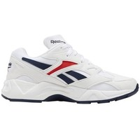 Shoes Women Low top trainers Reebok Sport Aztrek 96 White, Red, Navy blue