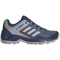 Shoes Women Running shoes adidas Originals Terrex Eastrail W Grey, Navy blue