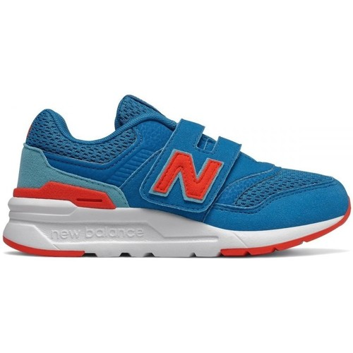Shoes Boy Low top trainers New Balance 997 Blue