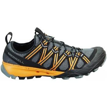 Shoes Men Walking shoes Merrell Choprock Black,Grey,Orange