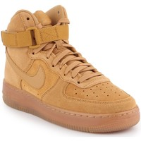 Shoes Children Hi top trainers Producent Niezdefiniowany Nike Air Force 1 High LV8 3 (GS) CK0262-700 brown