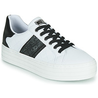 Shoes Women Low top trainers Guess BARITT White