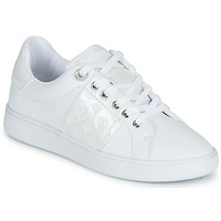 Shoes Women Low top trainers Guess REJEENA White