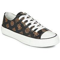 Shoes Women Low top trainers Guess NIKOLA Brown