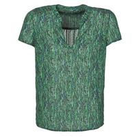 Clothing Women Tops / Blouses Ikks BR11055 Green