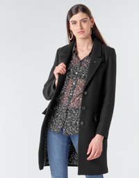 Clothing Women Coats Ikks BR44005 Black