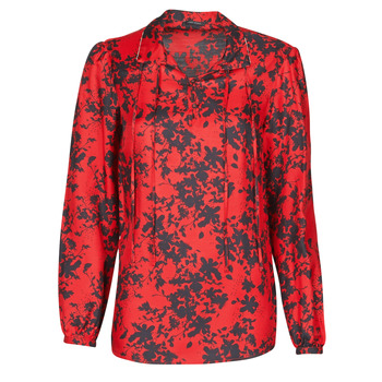 Clothing Women Tops / Blouses Ikks BR13085 Red