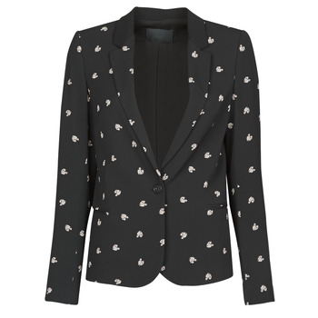 Clothing Women Jackets / Blazers Ikks BR40115 Black