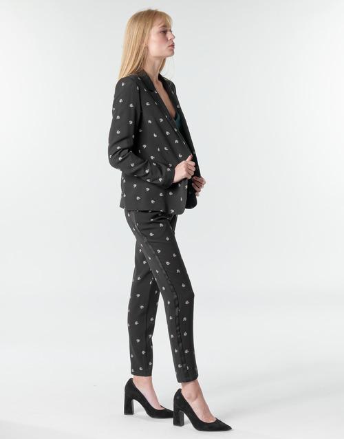 2020 Newest Ikks BR40115 Black 17530524 Women's Clothing