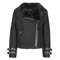 Clothing Women Jackets Ikks BR44175 Black