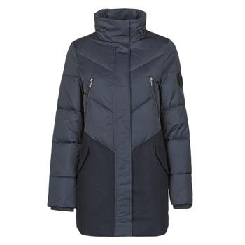 Clothing Women Duffel coats Ikks BR45015 Marine