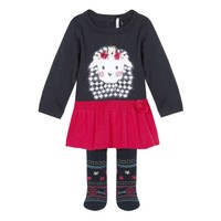 Clothing Girl Sets & Outfits 3 Pommes 3R36050-85 Multicolour