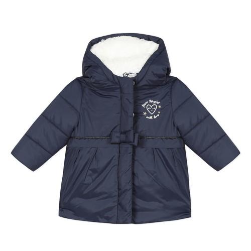 Clothing Girl Duffel coats 3 Pommes 3R42012-49 Marine