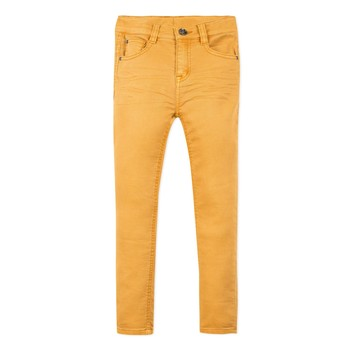 Clothing Boy 5-pocket trousers 3 Pommes 3R22615-721-C Orange