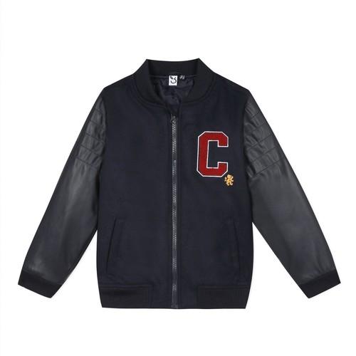 Clothing Boy Jackets 3 Pommes 3R41055-04-J Marine