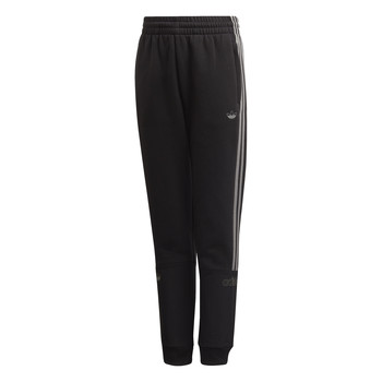 Clothing Boy Tracksuit bottoms adidas Originals BX 2.0 PANTS Black / Grey