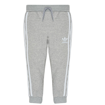 Clothing Boy Tracksuit bottoms adidas Originals TREFOIL PANTS Grey
