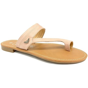 Shoes Women Sandals Les Petites Bombes Tong EVA rose Pink