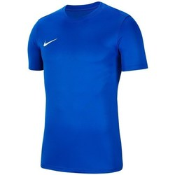Clothing Men Short-sleeved t-shirts Nike Park Vii Blue