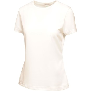 Clothing Women T-shirts & Polo shirts Professional TORINO Lightweight Tshirt White